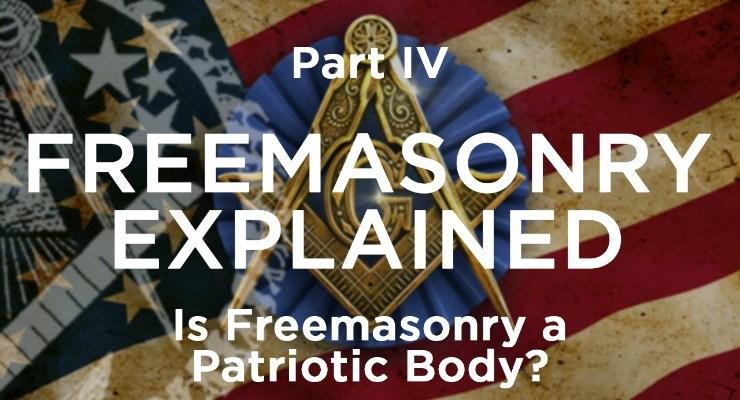 symbolism, freemasonry, patriotism, americanism, fraternity