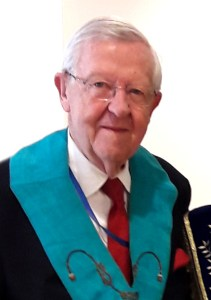 author, Alain de Keghel, American Freemasonry