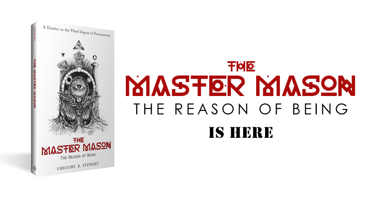 the master mason, book, masonic author, gregory b stewart