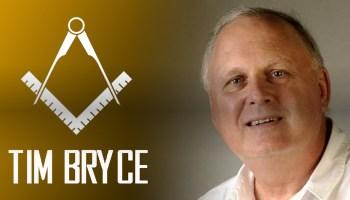 Freemason Tim Bryce.