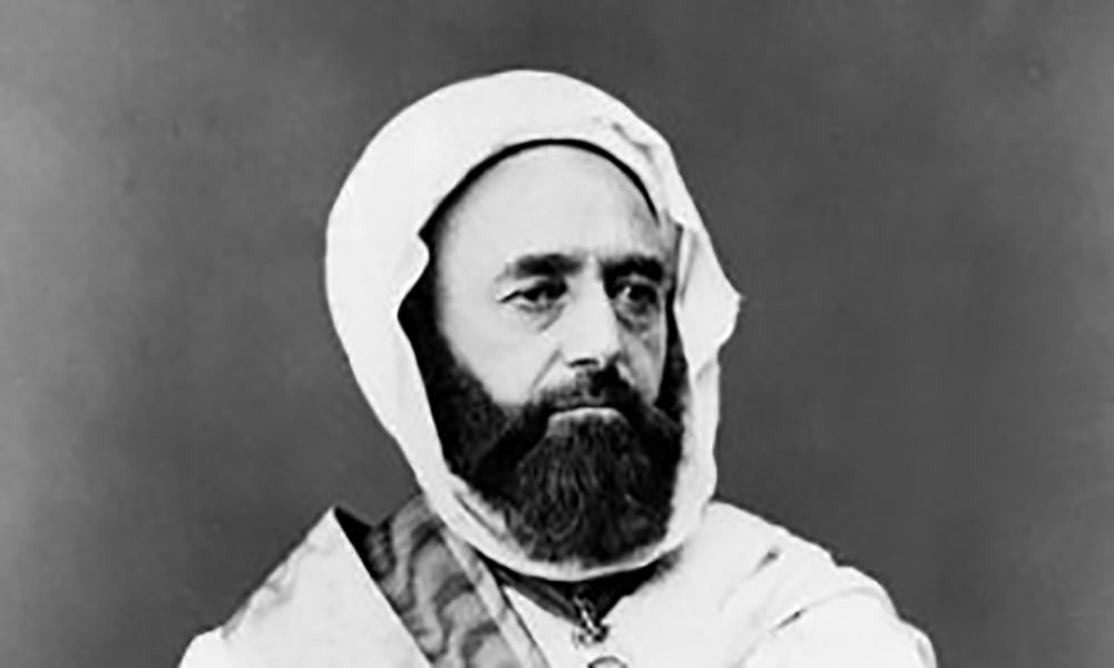Famous Freemasons - Abd-el-Kader