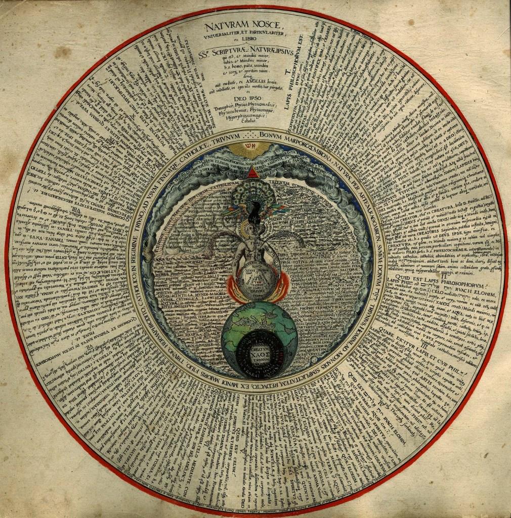pic Khunrath's Amphitheatrum sapientiae aeternae (1595)