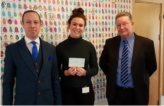 Freemasons support Shooting Star Chase, a fantastic charity in the local community