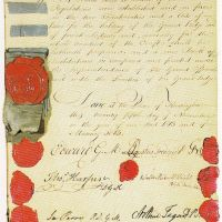 1813 ARTICLES OF UNION: The Physical Documents.