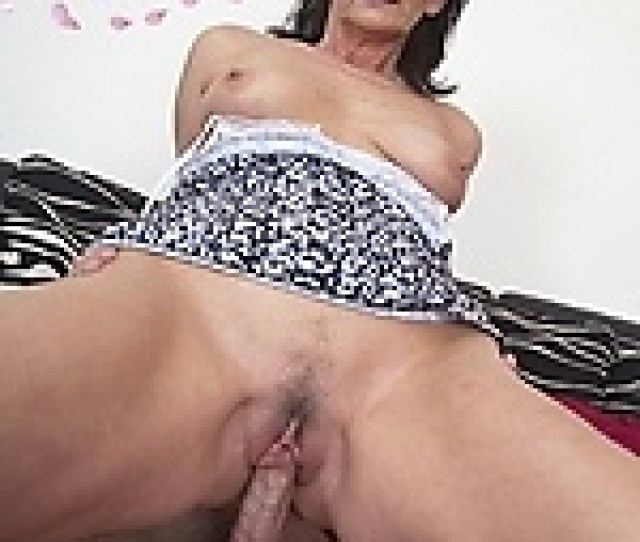 Dry Old Woman Banged By Young Bald Dude In The Mature Porn Pics