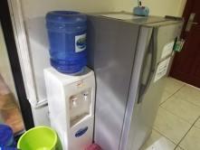 ウォーターサーバー、冷蔵庫