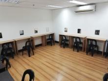 サウスピーク、オリジナル校、音読専用自習室①