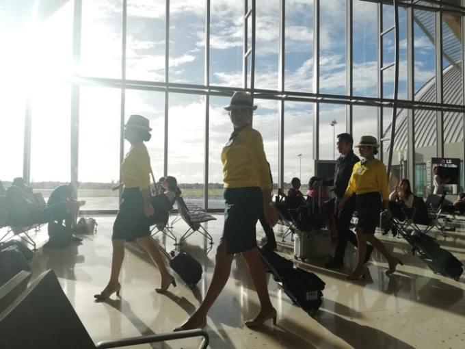 マクタン空港新ターミナル:セブパシ出国の時!