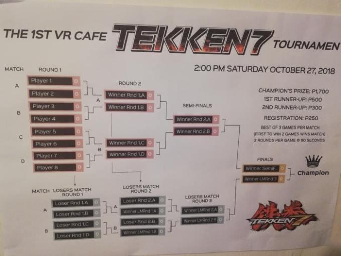 鉄拳トーナメント
