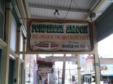 mining museum saloon