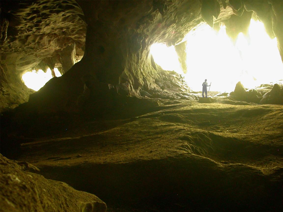 Burial Cave 2 E