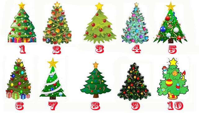 A kiválasztott karácsonyfa megmondja, milyen leszel 2019-ben