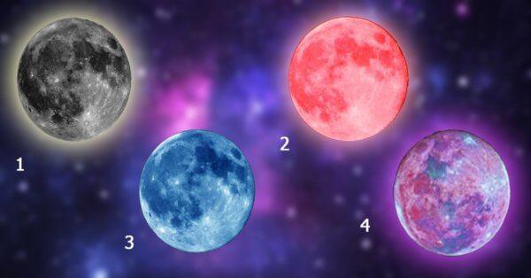 Melyik Hold vonz leginkább? - Erős és találó lélek teszt