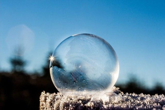 Jégcsodák Balatonon - Elképesztő, látványos és csodálatos jeges fotók