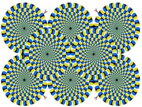 Teszt! Mozog vagy nem ez a kép?