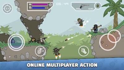 Mini Militia Game