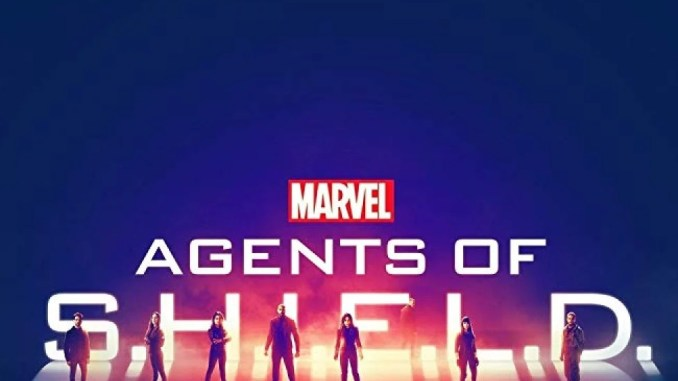 Graphics Cover of Marvels Agents SHIELD