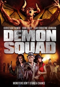 Demon Squad Movie Jacket