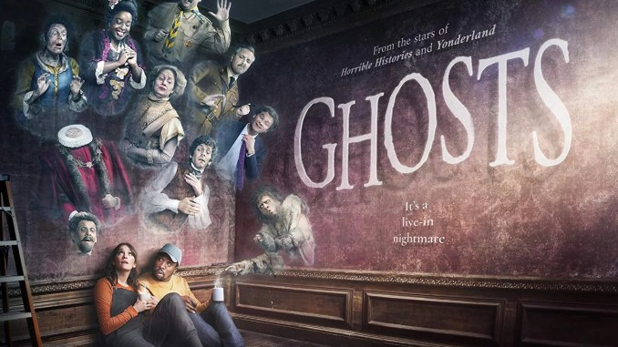Movie Jacket Of Ghost Latest Episode