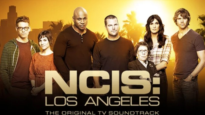 NCIS LA MOVIE COVER