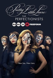 Pretty Little Liars: The Perfectionists Movie Jacket