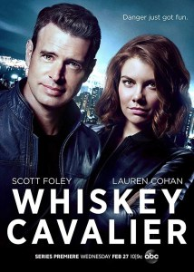 Whiskey Cavalier Movie Jacket