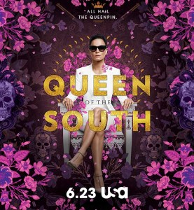 Queen of the south Movie cover