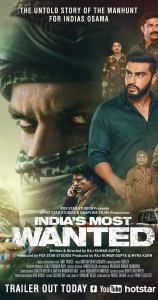 Indias Most Wanted (2019)