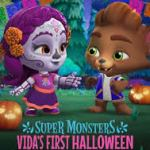 Download Movie: Super Monsters: Vidas First Halloween (2019) Mp4
