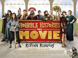 Download Movie Horrible Histories: The Movie - Rotten Romans (2019) Mp4