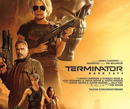 Terminator: Dark Fate (2019) Movie