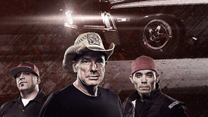 Street outlaws Movie Graphics Cover
