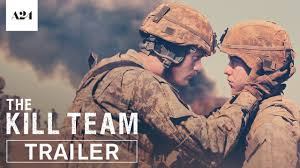 Download Movie: The Kill Team (2019) Mp4
