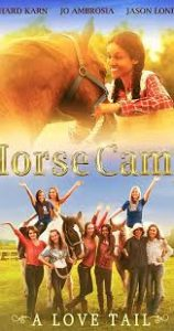 Horse Camp: A Love Tail Movie Jacket