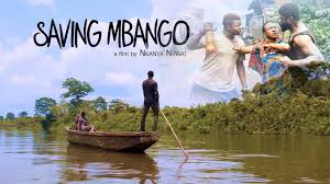 Saving Mbango Movie Jacket