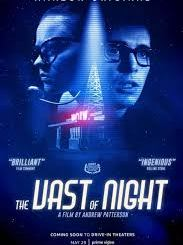 The Vast of Night Movie Jacket