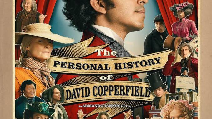 The Personal History of David Copperfield (2019) Movie Cover