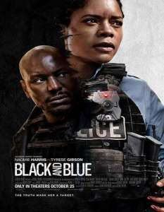 Black and Blue (2019) Full Movie Mp4 Download