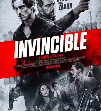 Invincible (2020) Movie Cover