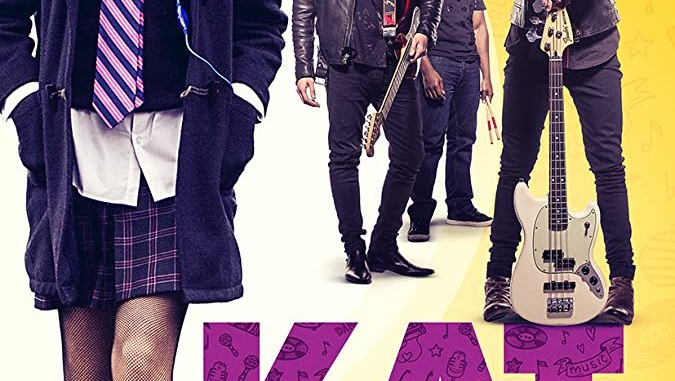 Kat and the Band (2019) Movie Cover