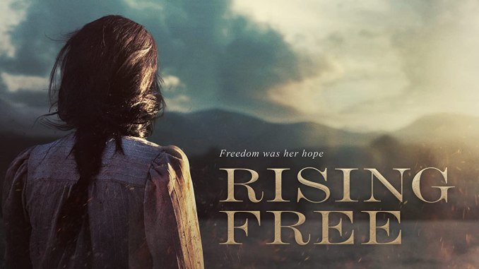 Rising Free (2019) Movie cover