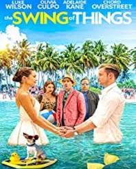 The Swing of Things (2020) Movie Cover