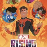 Download Marvel Rising: Playing with Fire (2019) (Animation) Movie
