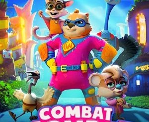 Download Combat Wombat (2020) (Animation) Full Movie Mp4