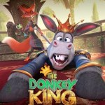 Download Movie The Donkey King (2020) (Animation) Mp4