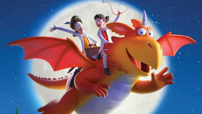 Zog and the Flying Doctors (2020) (Animation)