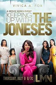 Keeping Up With The Joneses 2021 S01E01