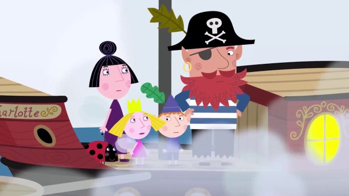 Ben and Hollys Little Kingdom S01E01