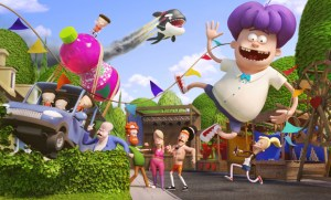 Monty and the Street Party (2019) (Animation)