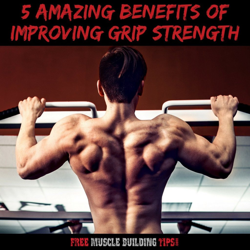 benefits of improving grip strength
